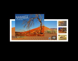 Namibia - das Buch zur Show