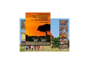 Masai Mara Abenteuer 2012