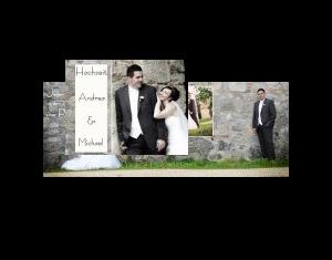 Hochzeit von Andrea und Michael
