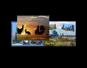 Mein Jahr im fernen Australien... – Teil 1