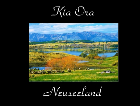 """Neuseeland im Panoramaformat "" - unser CEWE FOTOBUCH des Monats Februar"