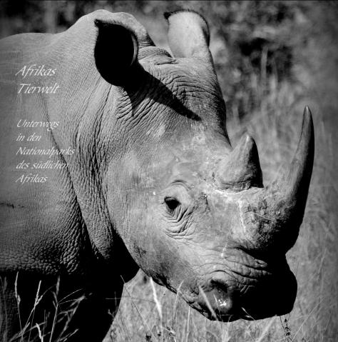 """""""Afrikas Tierwelt"""" - unser CEWE FOTOBUCH des Monats Juli 2015"""