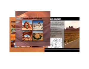 Hoodoos, Arches und Canyons