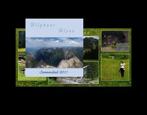 Allgäuer Alpen 2011