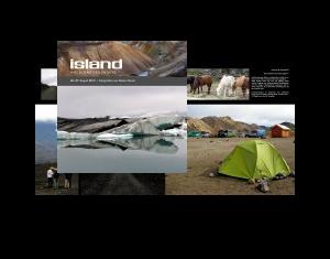 Island Hochland Südküste