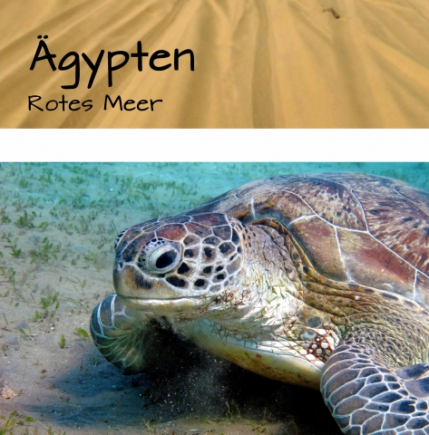 """Ägypten- Rotes Meer"" - unser CEWE FOTOBUCH des Monats Juni"