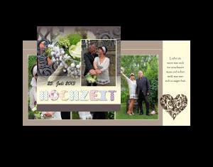 Hochzeit 25. Juli 2013