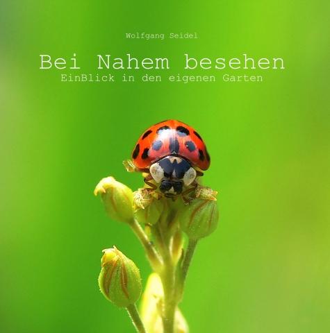 """""""Wolfgang Seidel lädt uns zur Reise in den eigenen Garten ein """" - unser CEWE FOTOBUCH des Monats März"""