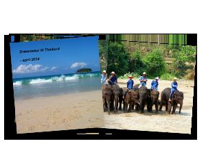 Drømmetur til Thailand - april 2014