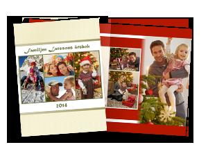 Familjen Larssons årsbok