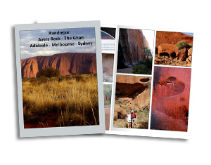 Ayers Rock….