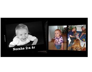 Norahs 2:a år