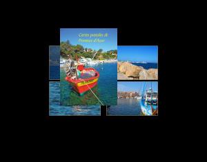 Cartes postales de Provence d'Azur