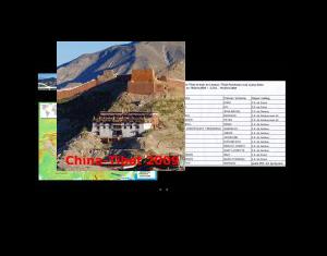 China - Tibet 2009
