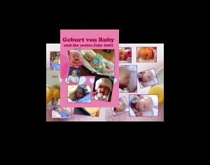 Geburt von Ruby