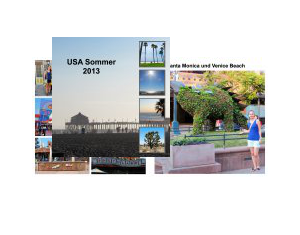 USA Sommer 2013