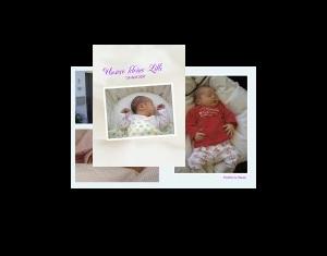 Unsere kleine Lilli