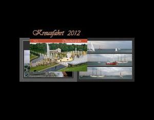 Kreuzfahrt 2012 Ostseemetroploen