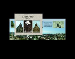 Armenien Land der Steine