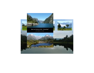 Reise ans Ende der Welt - Neuseeland