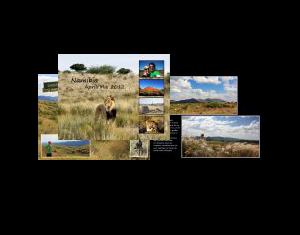 Namibia April-Mai 2012