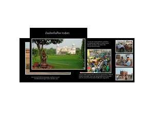 Zauberhaftes Indien