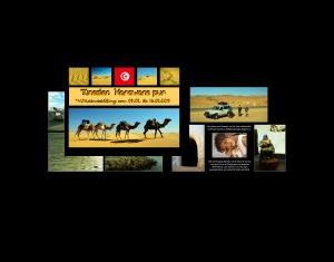 Tunesien Karawane pur