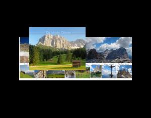 Die ladinischen Dolomiten