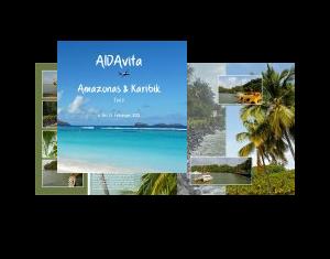 AIDAvita - Amazonas und Karibik