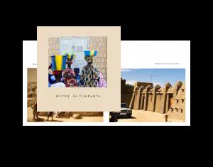 Alltag in Timbuktu