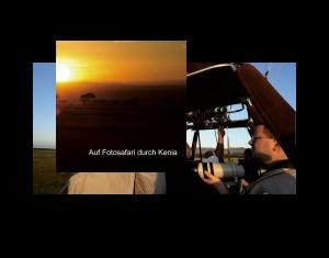 Fotosafari durch Kenia
