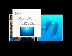 Ägypten... Mangrove Bay... Time to Dive