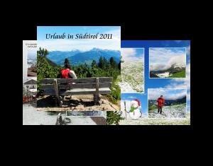 Urlaub in Südtirol 2011