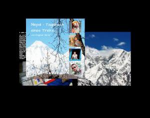 Nepal - Tagebuch eines Treks