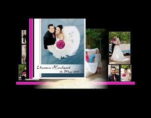 Unsere Hochzeit 13. Mai 2011