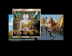 Myanmar - Das Land der Buddhas und Pagoden