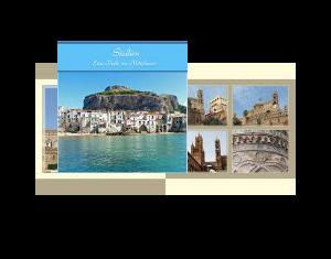 Sizilien eine Perle im Meer
