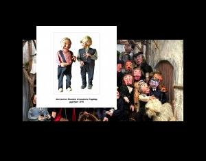 Marionetten Ensemble Krieewelsche Pappköpp