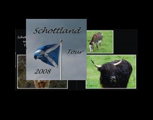 Schottland Tour 2008