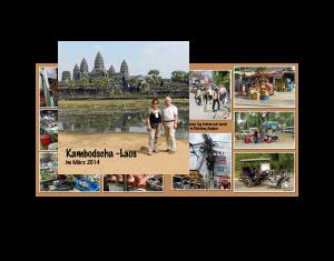 Kambodscha -Laos 2014