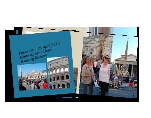 Roma 10-15. april 2015