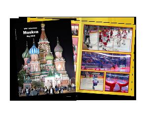 Vm i ishockey Moskva Maj 2016