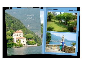 Comosøen Italien 12 - 21 juli 2013